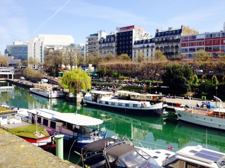 bastille - canal