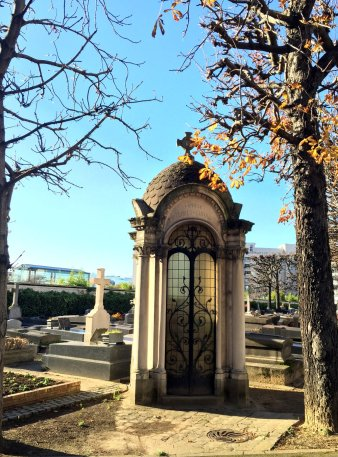paris - 15th cemetery 2
