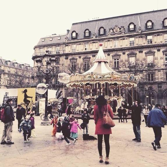 paris- hotel de ville